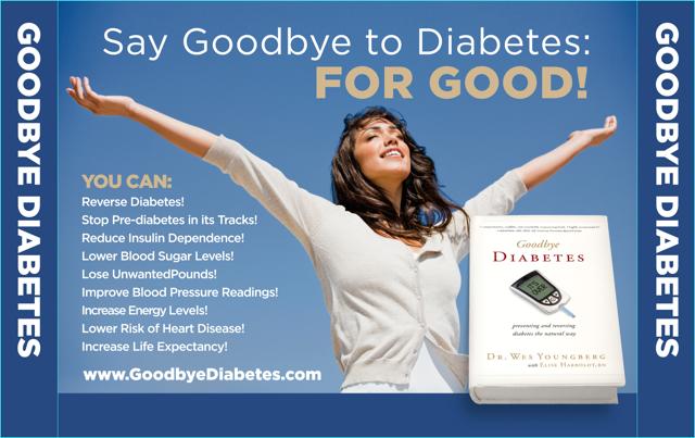 Goodbye Diabetes Backdrop Proof
