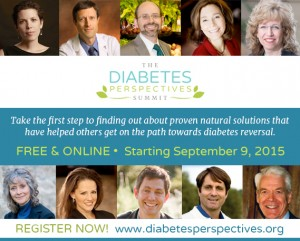 Join Dr. Wes Youngberg and 9 other top experts to learn practical techniques to reverse diabetes.