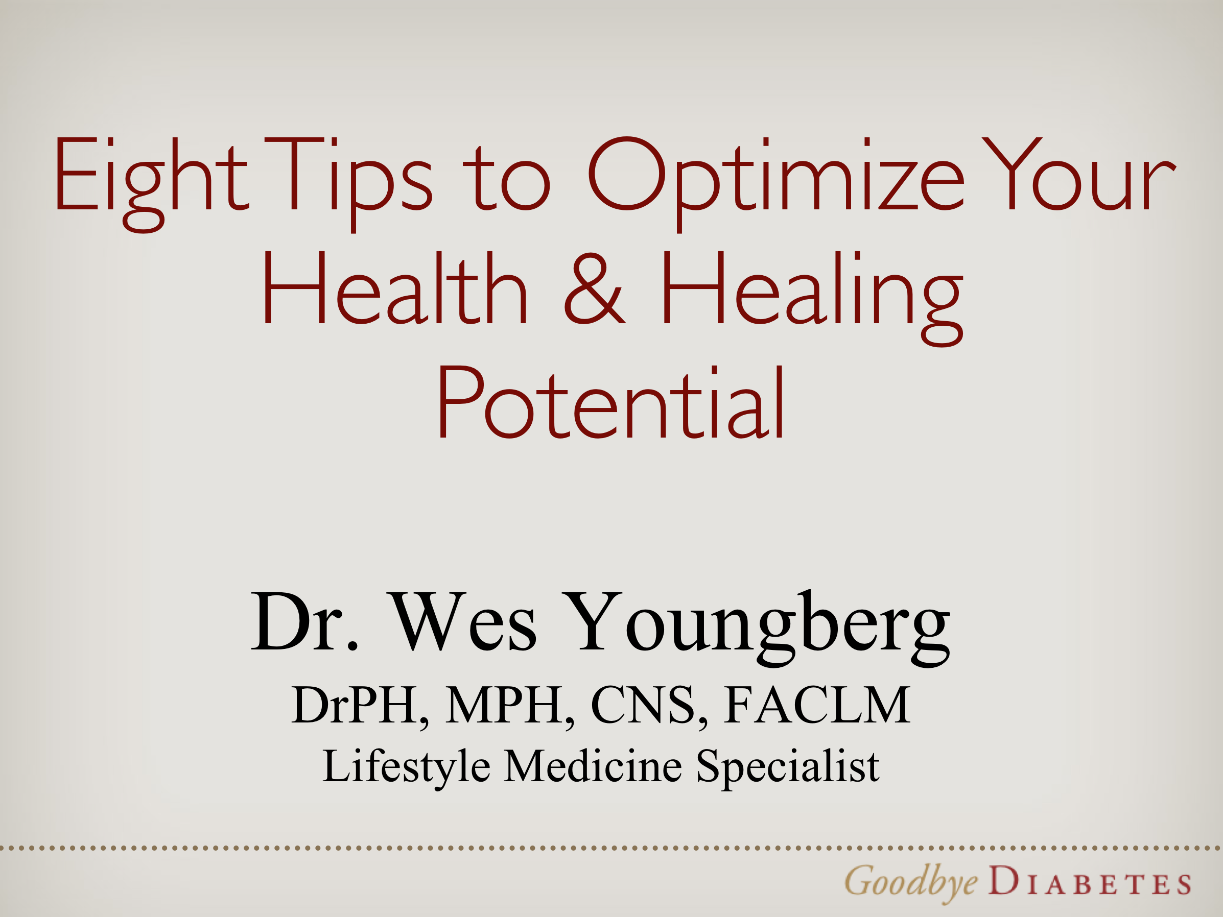 8-tips-to-optimize-health